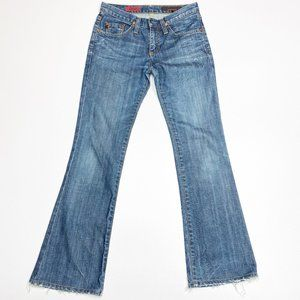 AG Adriano Goldachmied Angel Boot Cut Jeans 25
